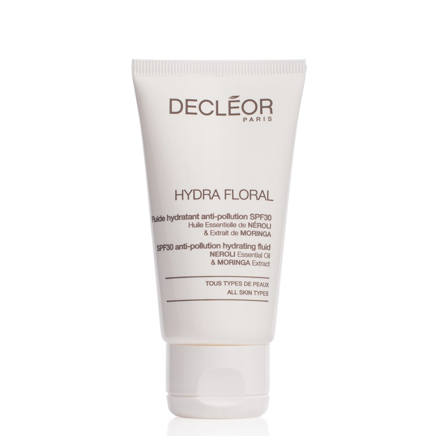 Decléor Hydra Floral Anti-Pollution Hydrating Fluid Spf30 50ml