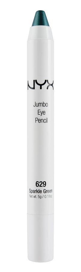 NYX Jumbo Eye Pencil 629 Sparkle Green
