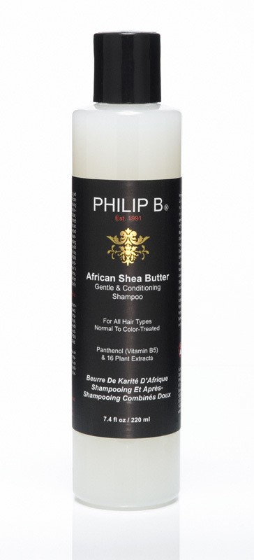Philip B African Shea Butter Gentle & Conditioning Shampoo 220ml