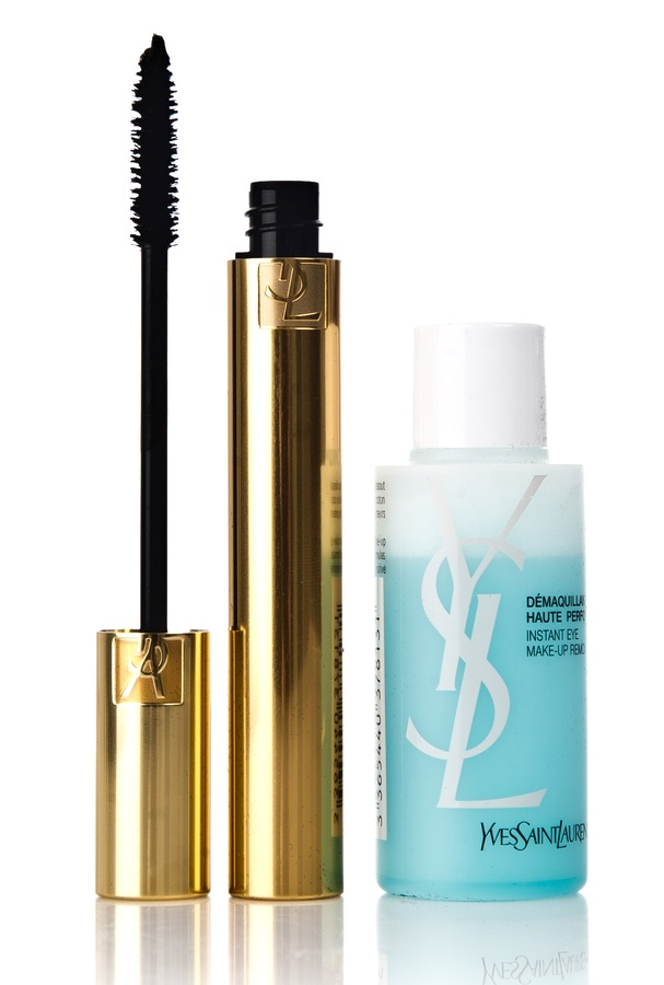 Yves Saint Laurent Mascara Volume Effet Faux Cils Black + Instant Eye Make Up Remover