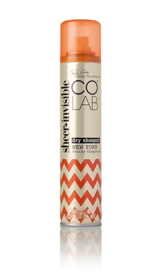Colab Sheer & Invisible Dry Shampoo New York 200ml