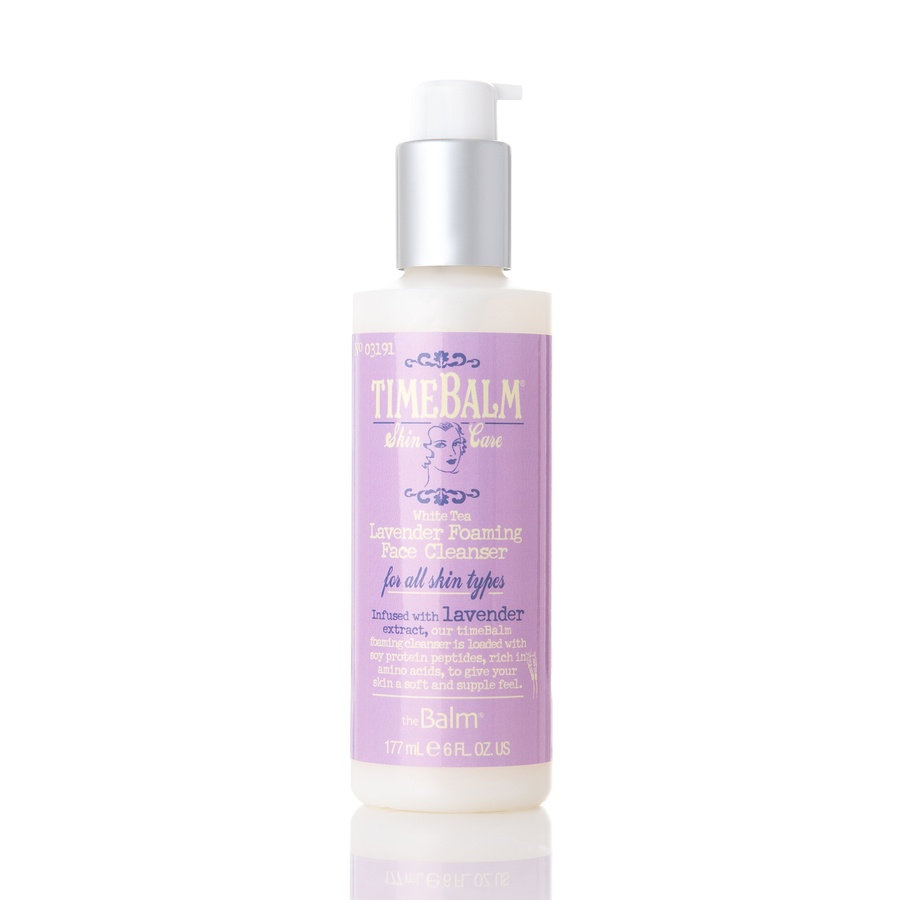 The Balm Lavender Foaming Face Cleanser 177ml