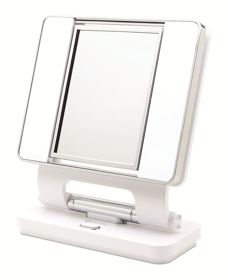 Ottlite Natural Daylight Makeup Mirror White
