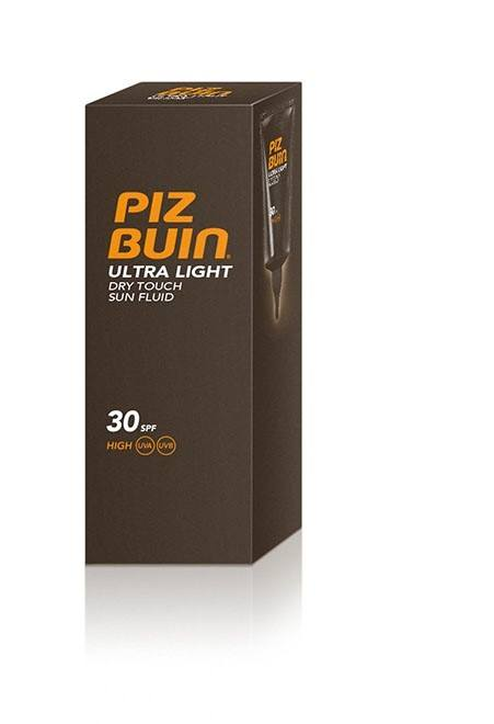 Piz Buin Ultra Light Fluid SPF 30