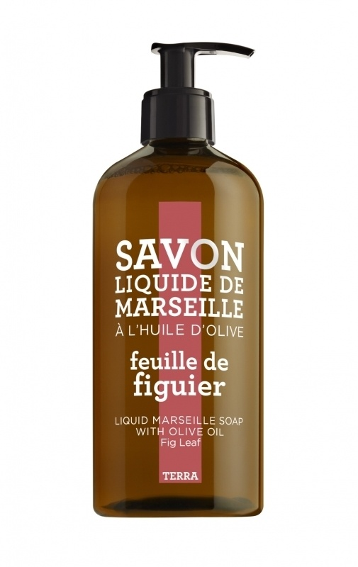 Compagnie De Provence Terra Collection Liquid Soap Fig Leaf 500ml