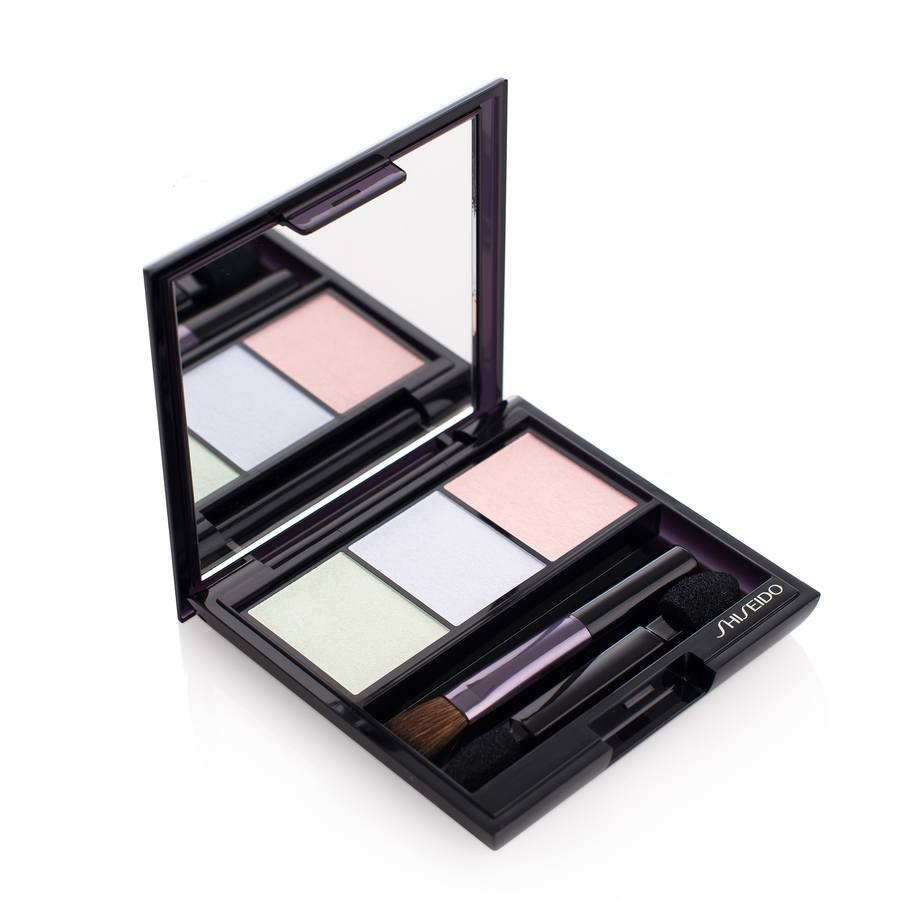Shiseido Luminizing Satin Eye Color Trio BL 215