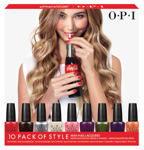 OPI 10 Pack Of Style 10 x 3,75ml
