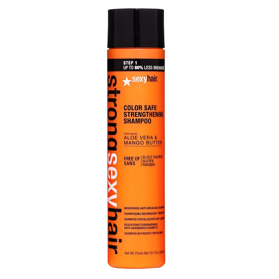 Strong Sexy Hair Strenghtening Shampoo 300ml