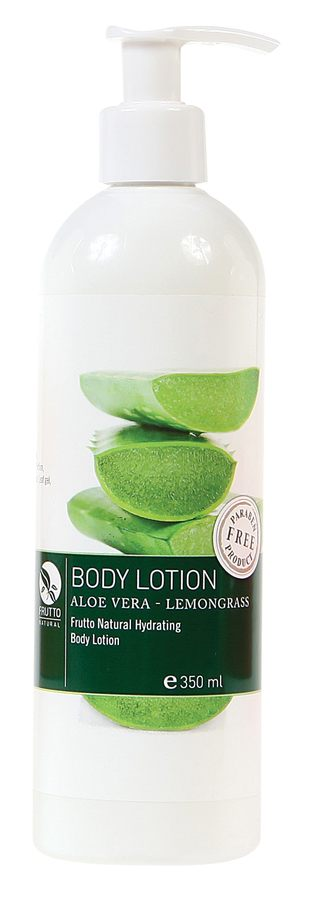 Frutto Natural Body Lotion Aloe Vera 350ml