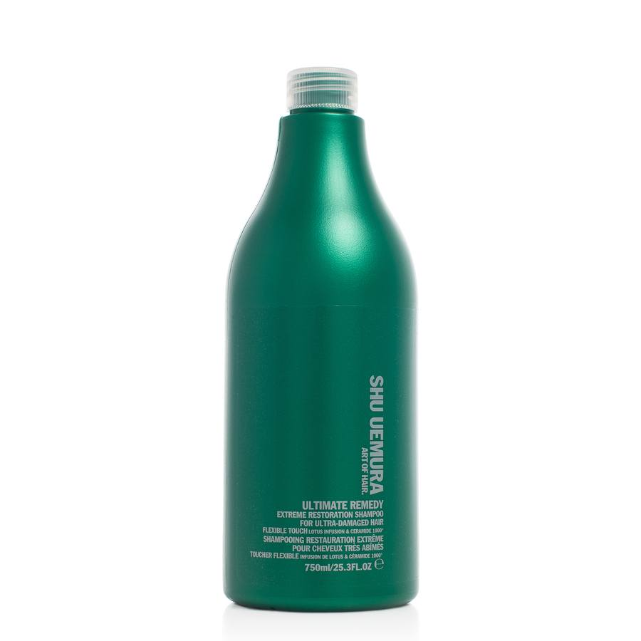 Shu Uemura Ultimate Remedy Extreme Restoration Shampoo 750ml