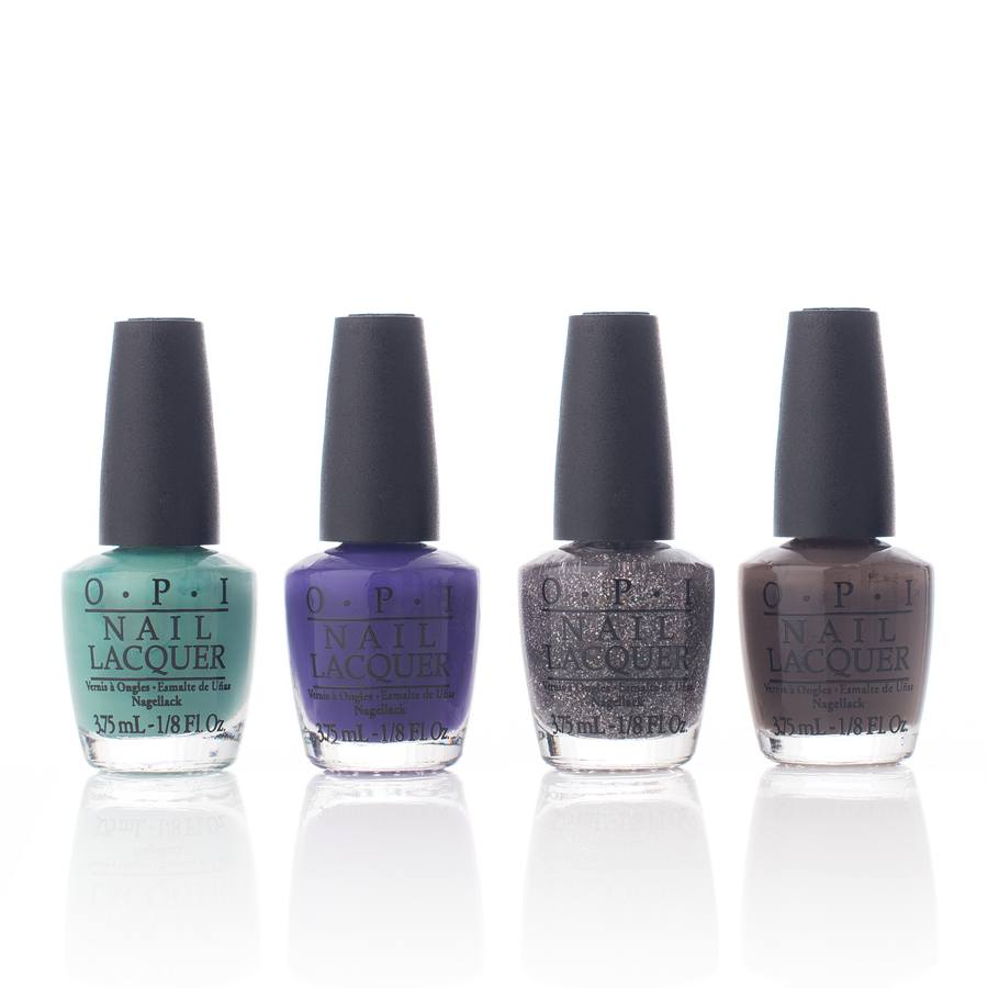 OPI Nordic Collection Little Northies 4 x 3,75ml