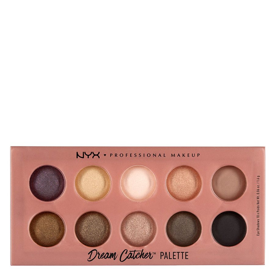 NYX Prof. Makeup Dream Catcher Shadow Palette Dusk Til Dawn DCP02