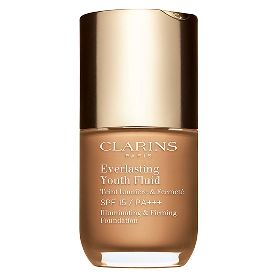 Clarins Everlasting Youth Fluid Foundation #114 Cappuccino 30ml