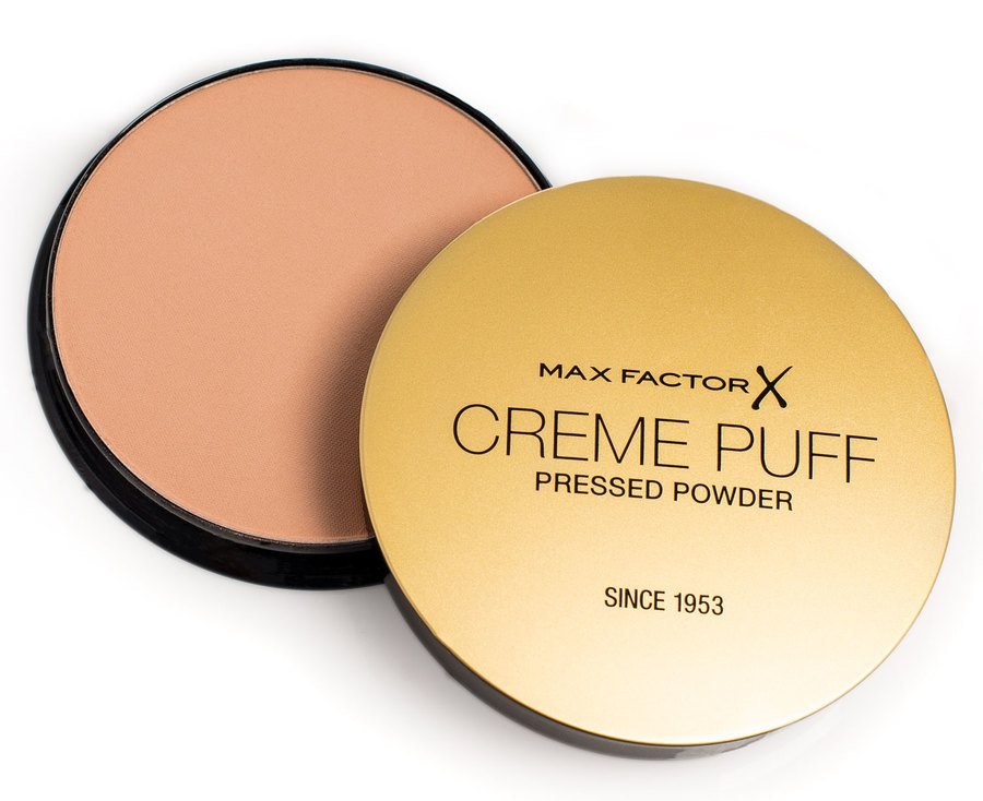 Max Factor Creme Puff Compact Powder Candle Glow 55