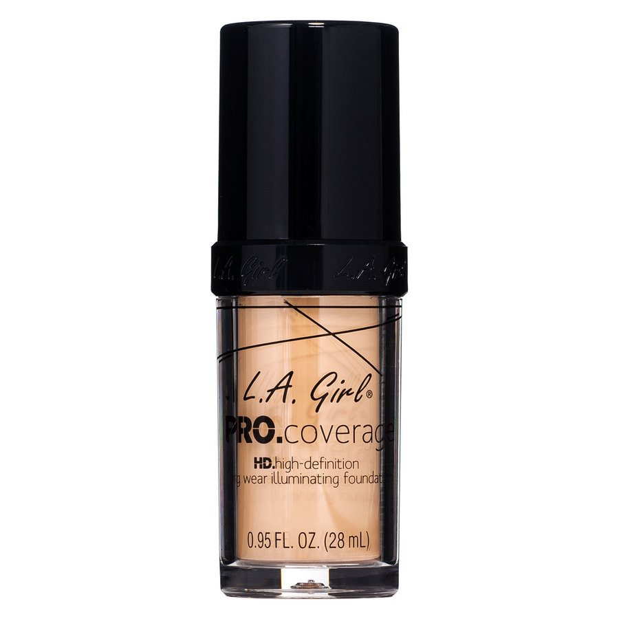 L.A. Girl Pro Coverage Illuminating Foundation GLM642 Fair
