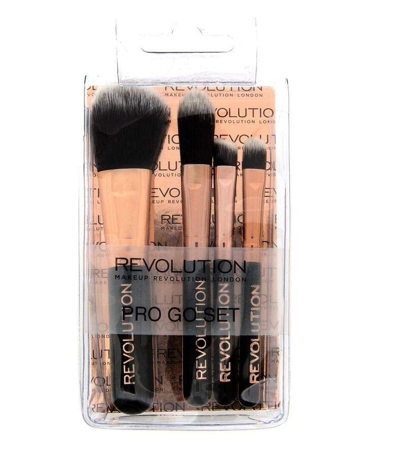 Makeup Revolution Pro Go Set 4 Deler