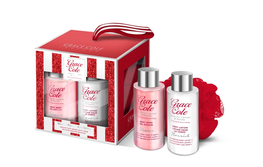 Grace Cole Frosted Cherry & Vanilla Beautiful Cleansing