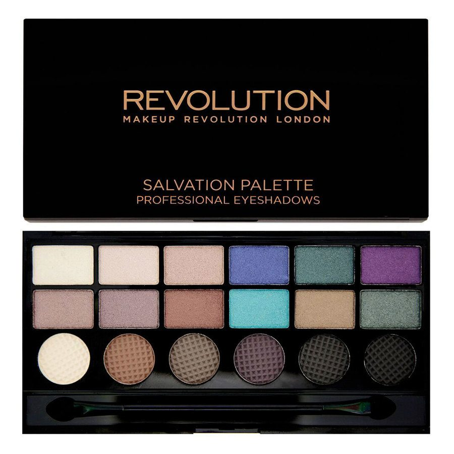 Makeup Revolution Salvation Palette Welcome To The Pleasuredome 13g