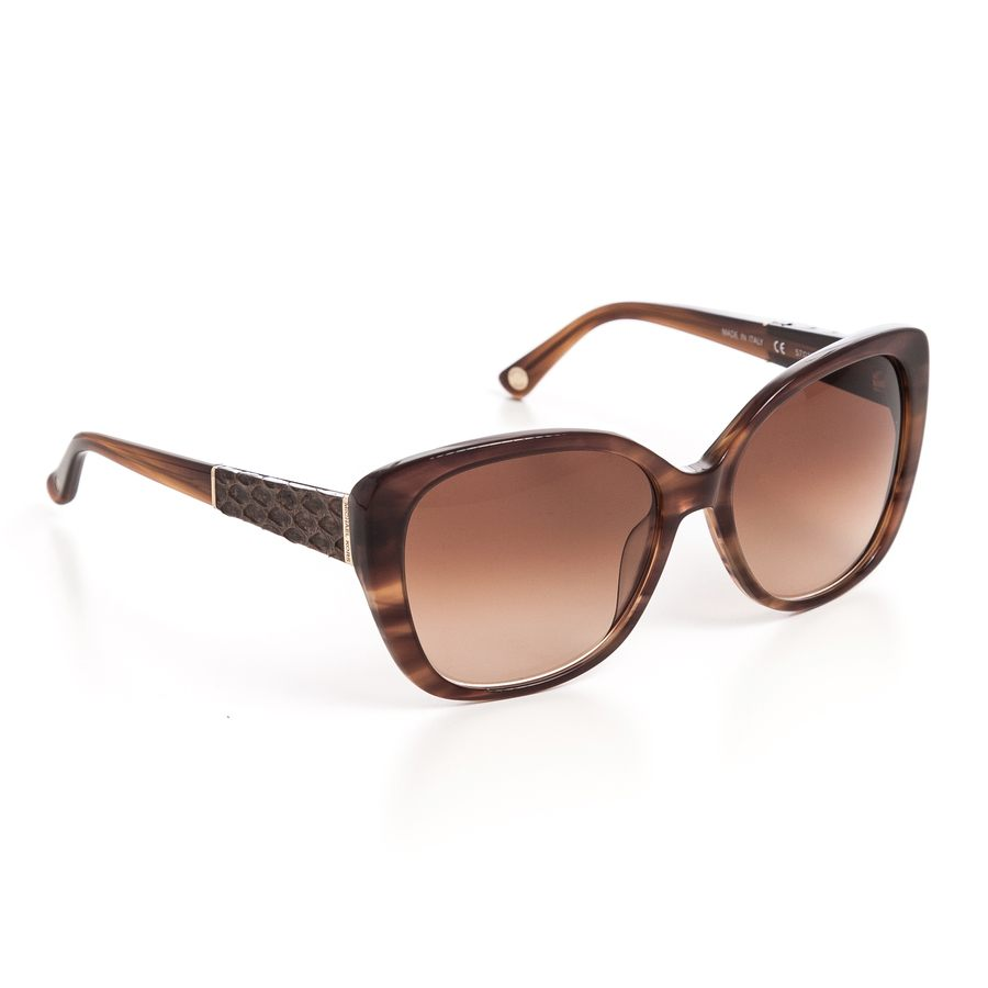 Michael Kors M KS849 Mila 57 Brown Horn