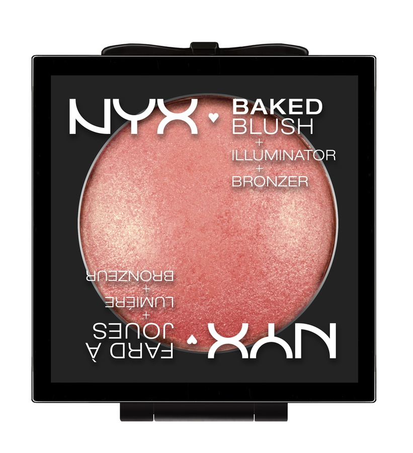 NYX Baked Blush Foreplay BBL05
