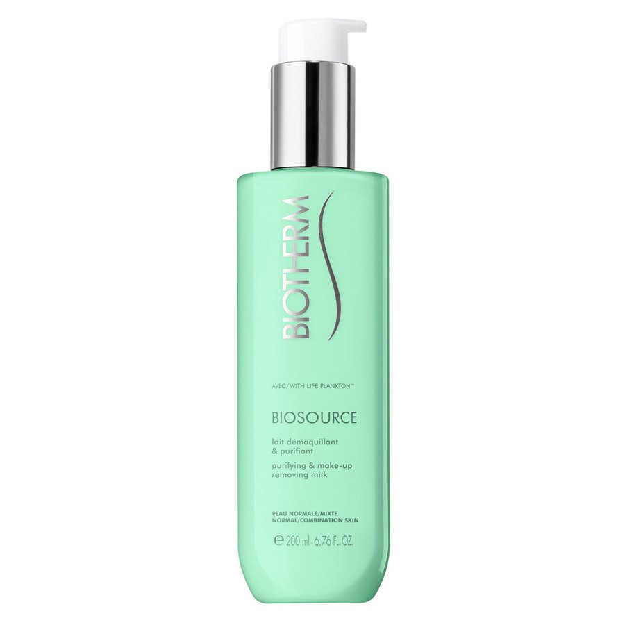 Biotherm Biosource Purifying Cleansing Milk Normal/Combination Skin 200ml