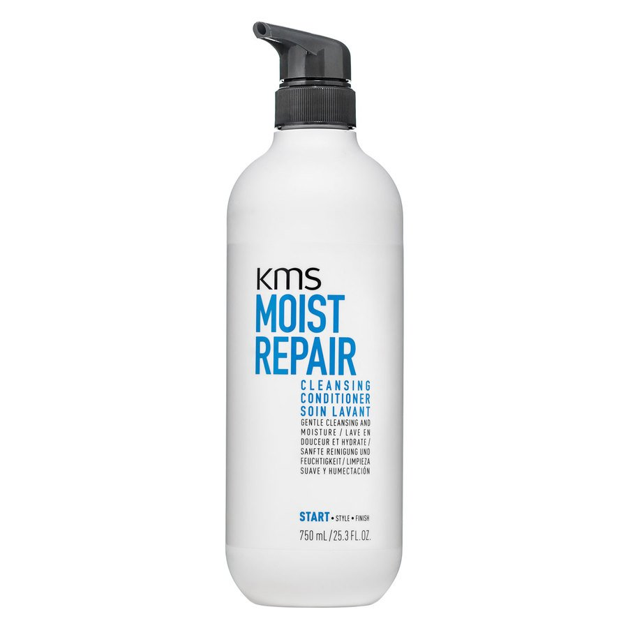 Kms Moist Repair Cleansing Conditioner 750ml