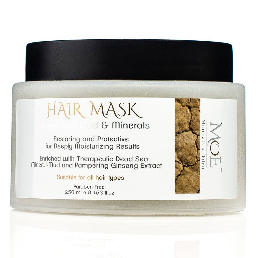 Minerals of Eden Hair Mask Dead Sea Mud & Minerals 250ml