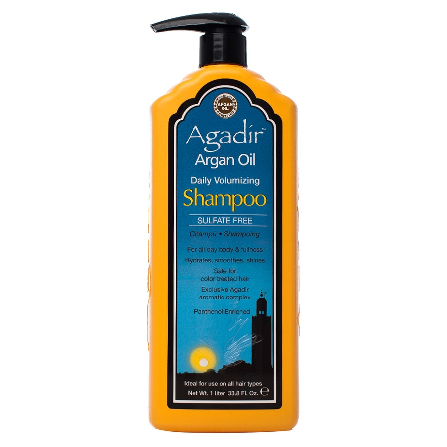 Agadir Argan Oil Daily Volumizing Shampoo 1000ml
