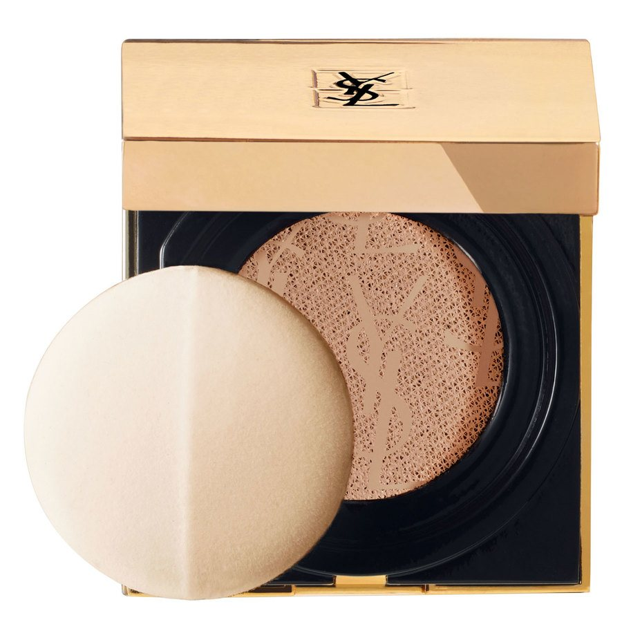 Yves Saint Laurent Touche Éclat Cushion Foundation #BR40 Warm Sand
