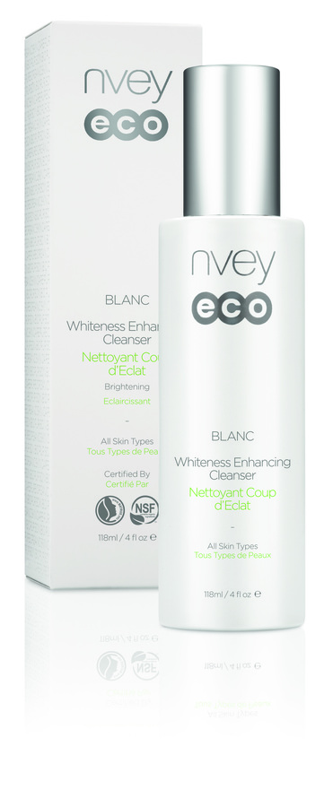 Nvey ECO Blanc Whiteness Enhancing Cleanser 118ml