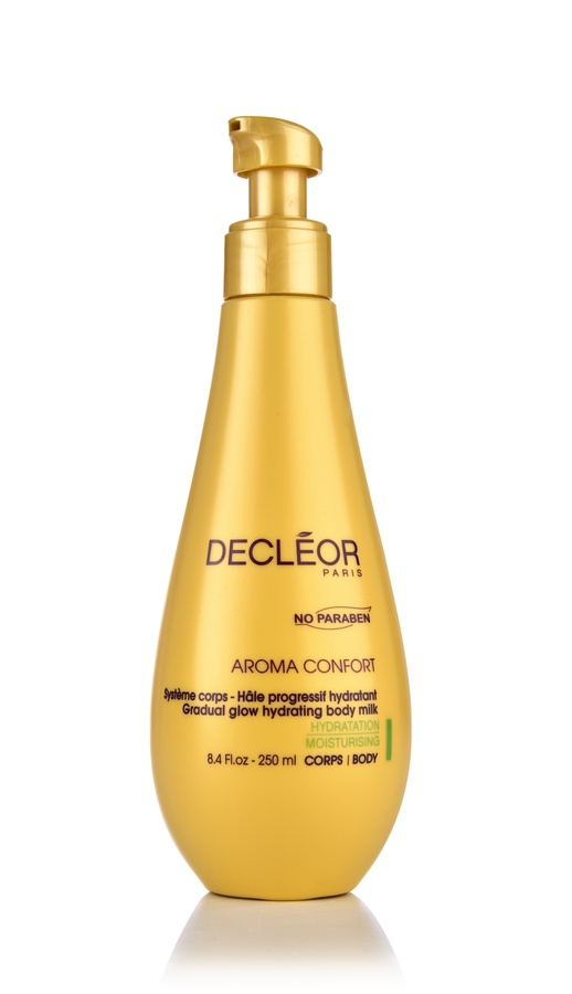 Decléor Aroma Confort Gradual Glow Hydrating Body Milk 250ml