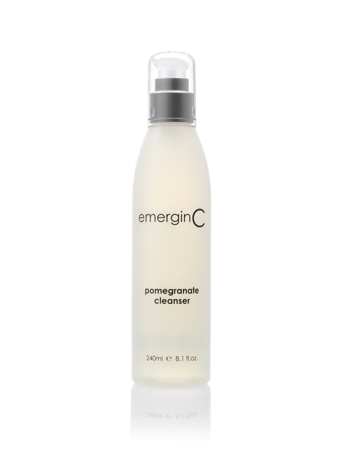 emerginC Pomegranate Gel Cleanser 240ml