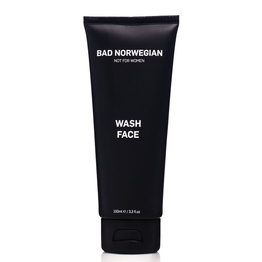 Bad Norwegian Wash Face 100ml