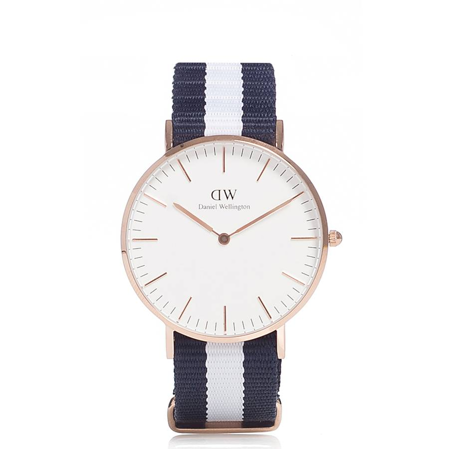 Daniel Wellington Classic Glasgow Rose Gold 36mm 0503DW