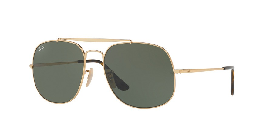 Ray Ban 0RB3561/001 Gold/black
