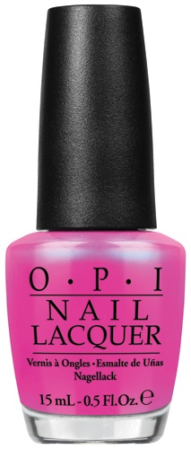 OPI Brights Collection Neons by OPI Hotter Than You Pink NL N36 15ml