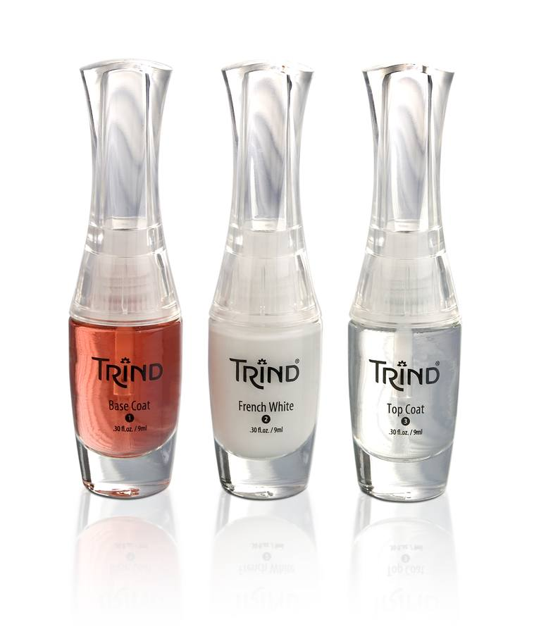 Trind French Manicure Set Natural