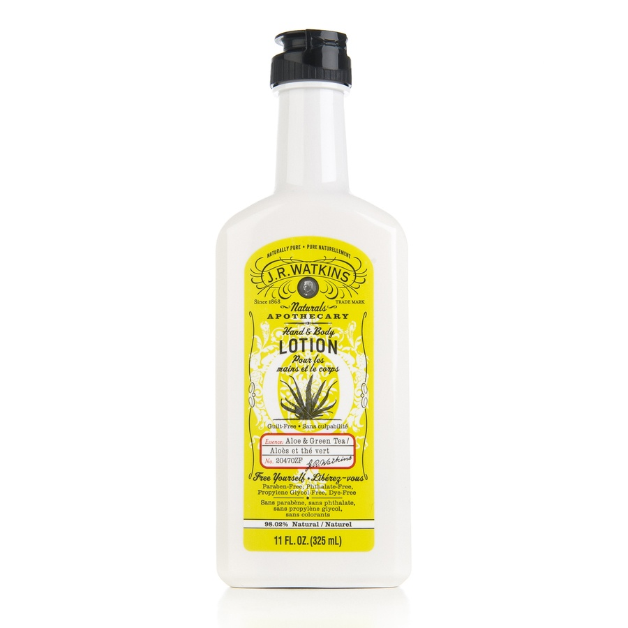 JR Watkins Hand And Bodylotion – Aloe & Green Tea