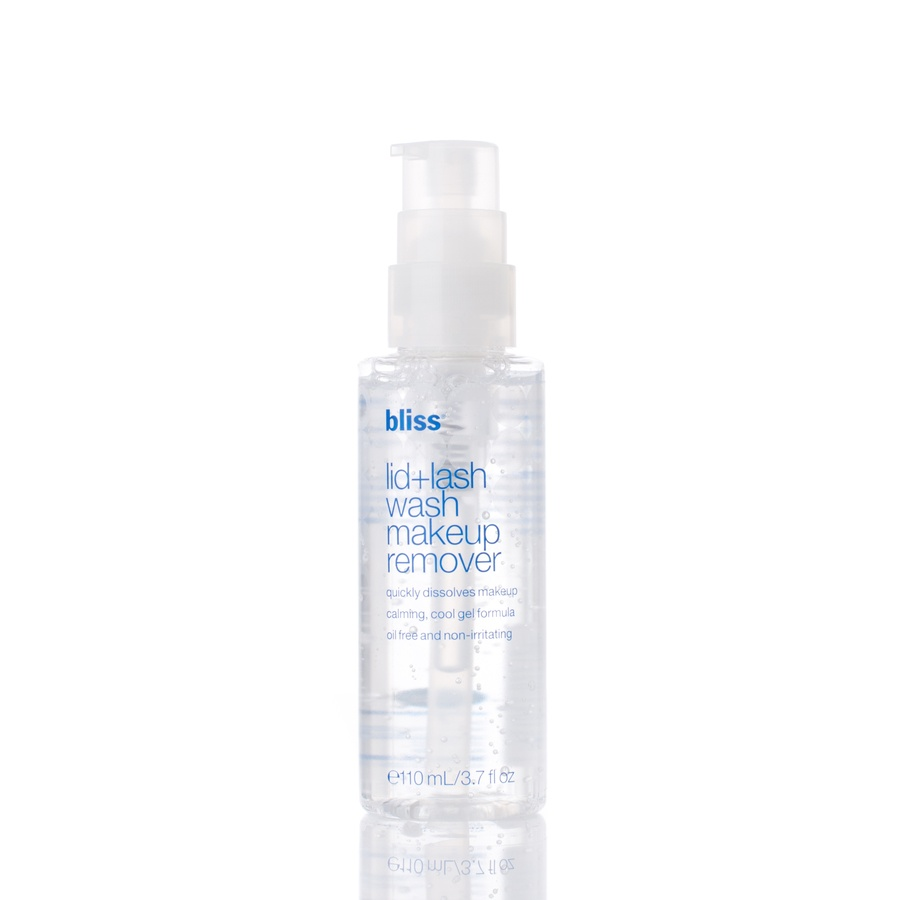 Bliss Lid + Lash Wash Makeup Remover 110ml