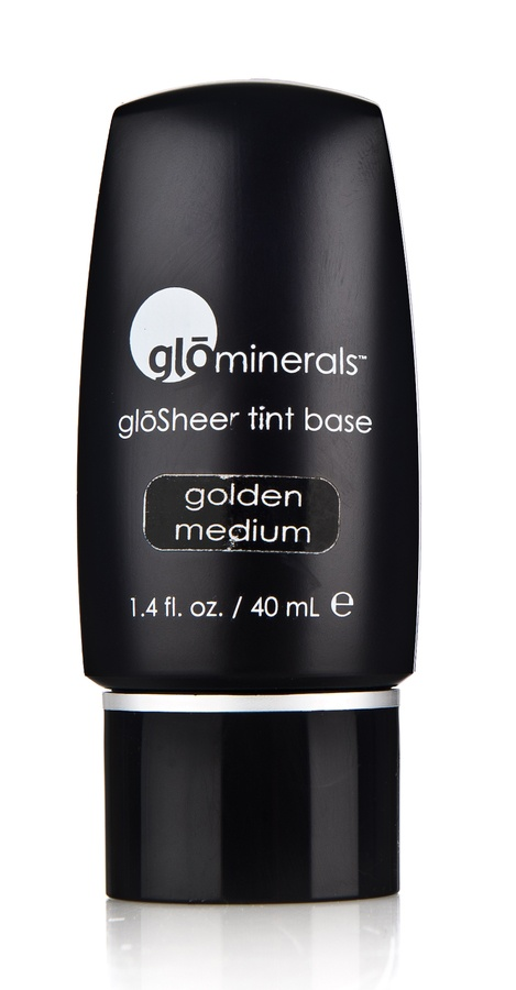 glóMinerals gloSheer Tint Base Golden Medium 40ml