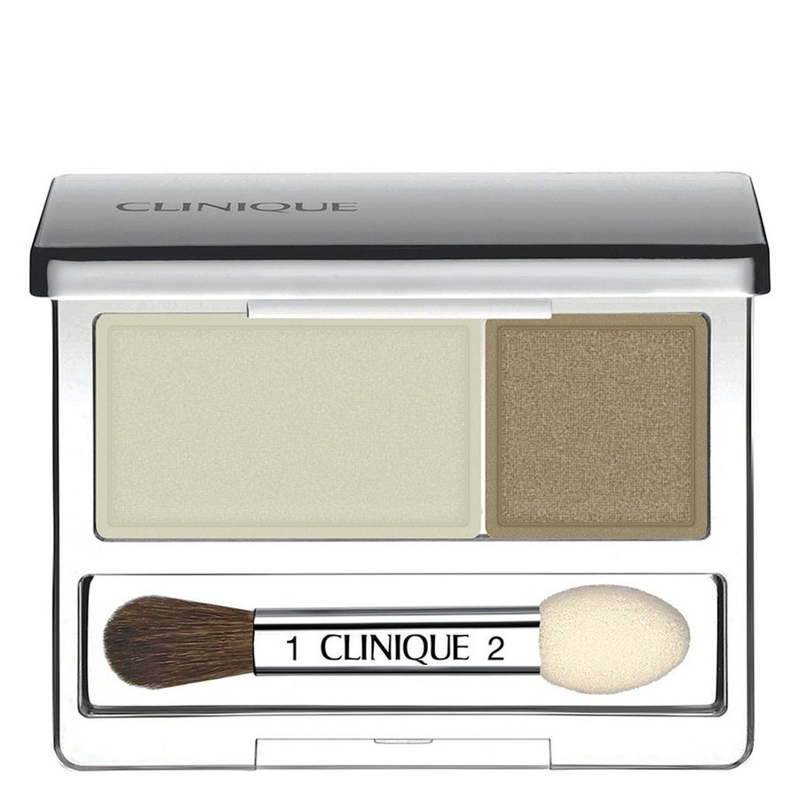 Clinique All About Shadow Duo Mixed Greens 2,2g