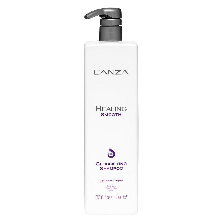 Lanza Healing Smooth Glossifying Shampoo 1000ml