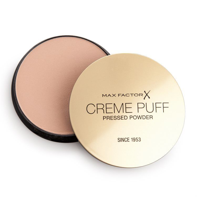 Max Factor Creme Puff Pressed Powder Natural 50