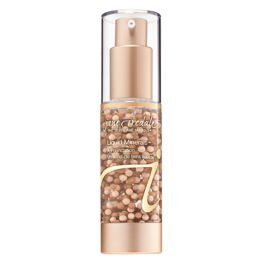 Jane Iredale Liquid Minerals Foundation Natural 30ml