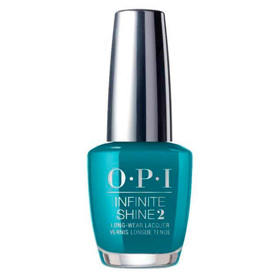 OPI Infinite Shine Grease Collection Teal Me More, Teal Me More 15ml