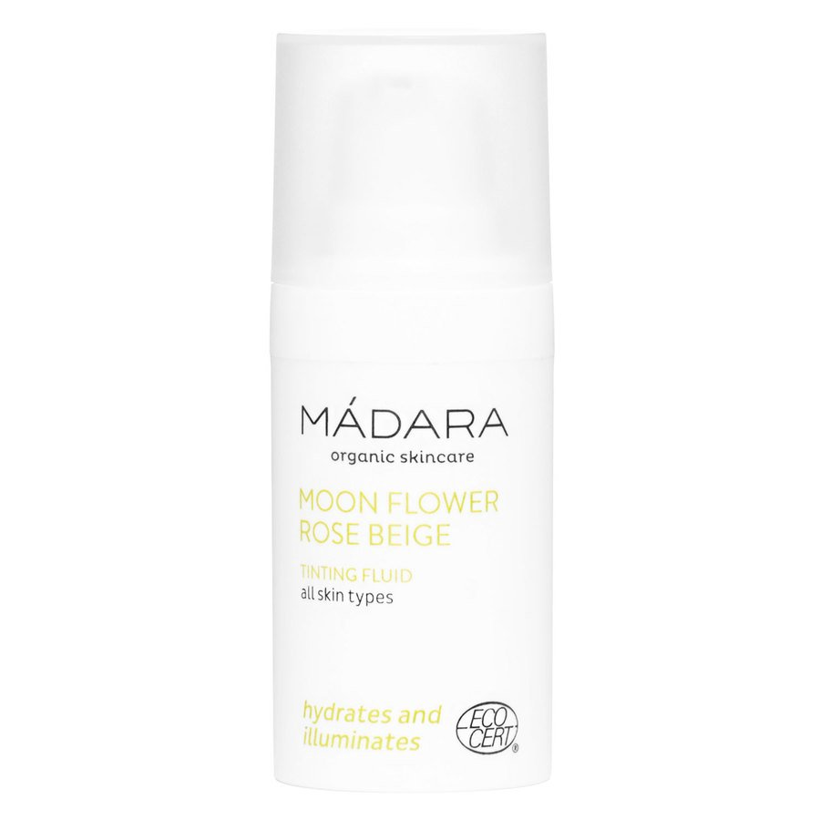 Madara Become Organic Moonflower Mini Tinting Fluid 15ml