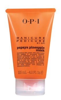 OPI Manicure/Pedicure Papaya Pineapple Mask 125ml