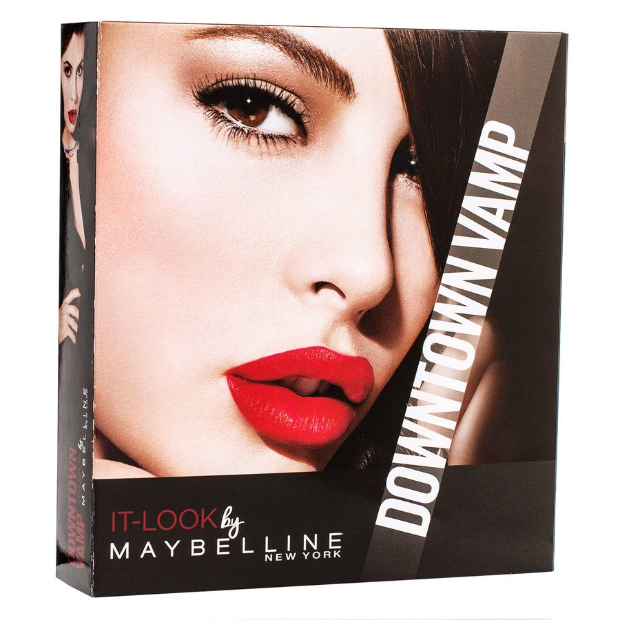 Maybelline It-Look Gift Set Downtown Vamp