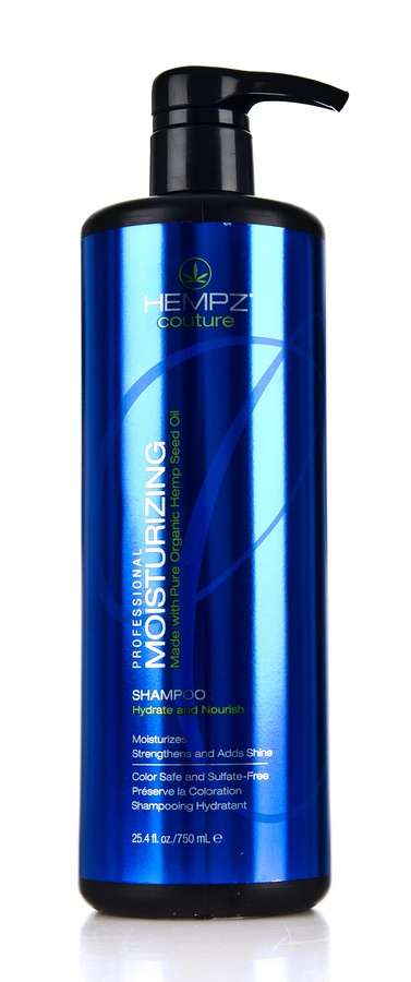 Hempz Couture Moisturizing Shampoo 750ml