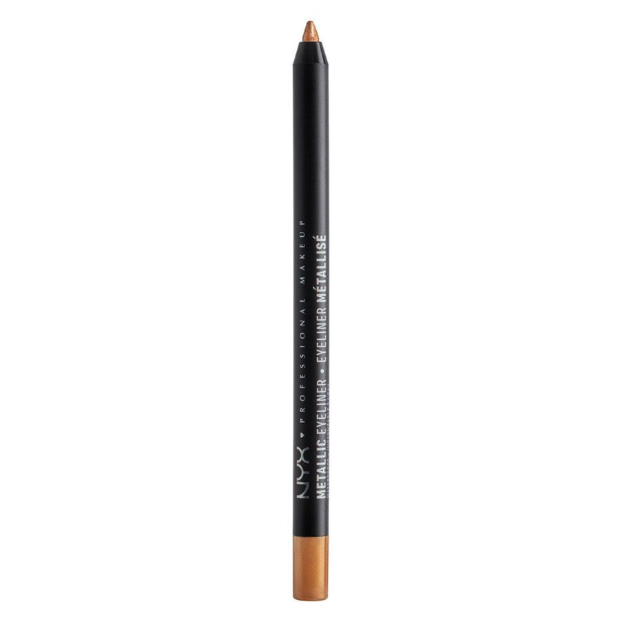 NYX Professional Makeup Metallic Eyeliner Gold